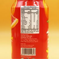 11.1 fl oz VINUT Red Orange Juice Drink