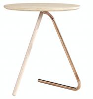 Golden Conceptual Modern Coffee Table