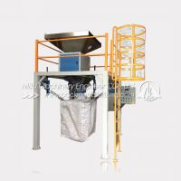 bulk bagging machine bulk bag filler bulk bag filling systems