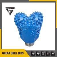 China steel tooth / tricone bit rock drilling tools