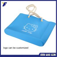 2016 Hot selling silicone shoulder bag, silicone beach bag, silicone rubber bag