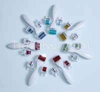 wholesale manufacturer 600needles derma roller with bottom price