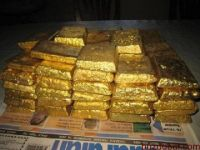 Gold Bars Available For Sale And Export