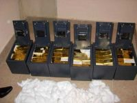 High Purity Gold Bars And Dust For Sale