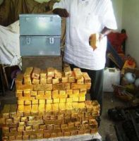 Gold Bars And Gold Nuggets Available For Sale