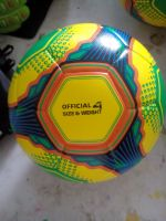 Thermon Bonded Match Ball