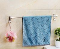 Online shopping trade assurance aluminum bathroom single towel bar
