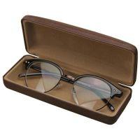 Metal Hard Eyeglasses Case, Customized Spectacle Case, Reading Glasses Case