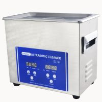 Limplus commercial ultrasonic cleaner 3liter with basket and lid LS-03D
