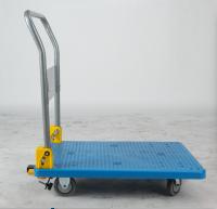 Platform Type Folding Trolley, Hand Truck, Hand Cart, Rubber Caster