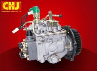 Diesel engine ve pump