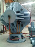 Synthetic Diamond Making Machine HPHT Cubic Press For 850mm