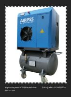 Airpss 22kw direct driven Rotary  screw type air  compressor