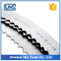 M42 Bimetal Band Saw Blades For Cutting Metal Aluminum and Stainless Steel