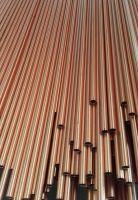 Copper straight tube/pipe