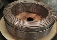 Copper Nickel tube CuNi90:10 coils