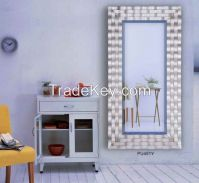 PU/WOOD/full length/vanity/wall/home decoration/mirror  frame
