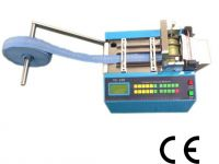 Automatic Webbing Tape/Velcro/Elastic/Ribbon Cutting Machine