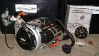 Briggs & Stratton World Formula Go Kart Racing Engine Mini Bike Drift Trike New Engine Package with Clutch Pipe Electric Start