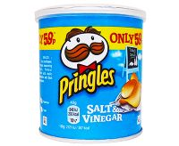 Pringles | Snacks | Potato Chips