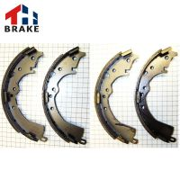 high quality best selling china make brake shoes for car and truck auto parts