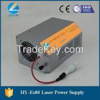 HY-ES80 Co2 laser power supply 80W jinan good seller