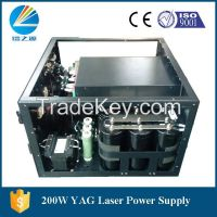 HY-HPXW6-S Co2 laser power supply with one lamp for Co2 laser welding