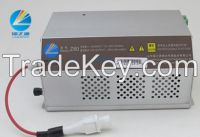 80W Co2 laser power supply with LCD screen for ac90-250v