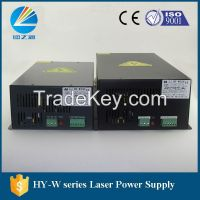 W series Co2 laser power supply 120W 150W for power supply repair