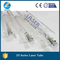 EFR Co2 laser tube 80W/100W/130W/150W with 10000h lifespan