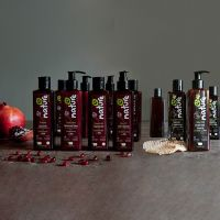 Natural care products with pomegranate or honey organic extracts (Nature Care Products from Greece)