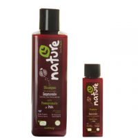 Natural Shampoo with pomegranate organic extracts (Nature Care Products from Greece)