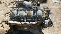 Used MITSUBISHI FUSO truck diesel engine