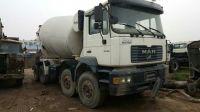 Used MAN truck for sale