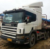 Used Scania truck for sale