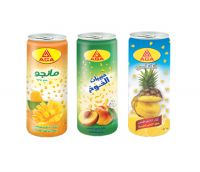 canned juice 240 ml