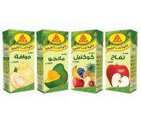 Tetra Pack juice 200ml