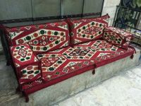 Anatolian Oriental Seating - Majlis, Floor seating, Jalsa , Moroccan seating for Home and Hookah Lounge