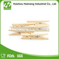 wholesale factory price wood clothespin, clothes peg