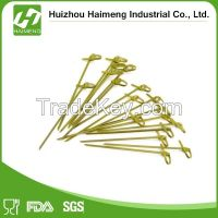Bamboo Knot Picks Decorative Bamboo Skewer