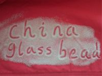 reflective glass bead for thermoplastic road marking paint