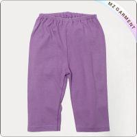 Purple Cover Knee Pants