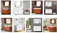 2016 Unique Full Aluminum furniture Full Aluminum bathroom cabinet