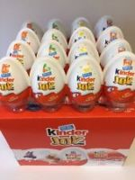 Kinder Joy with Surprise Toys Rich with Milk