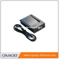 Contactless RFID card reader and writer