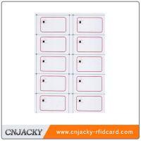 IC/ID inlay