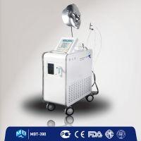 Oxygen jet peel facial skin care RF multifunction machine MBT-390