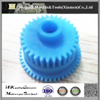 Plastic gear mould customized design are available