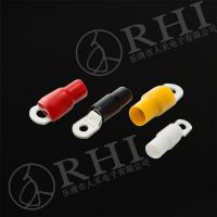 Tin plated copper ring terminal cable lug