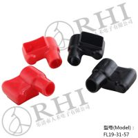 PVC battery clamp boots terminal covers